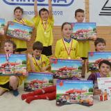 Přípravka na E.ON turnaji v Pelhřimově 2.místo!!