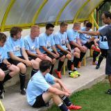 Dorost na turnaji v Předíně udílení pokynů
