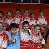 Ml. žáci na halovém turnaji U11 v Dol. Cerekvi