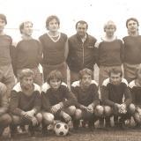 Muži Spartak Batelov 1983