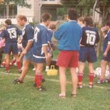 Soustředění v Itálii 1995