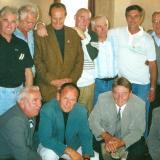 Setkání bývalích hráčů u příležitosti 75. let klubu