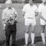 Bývalý trenér pan Miroslav Paul rok 1980