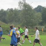 Ze zápasu áčka Batelov - Kostelec 0:0