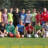 St. žáci 1. místo OP 2013/14